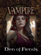 Vampire: The Eternal Struggle - Sabbat : Den of Fiends Deck